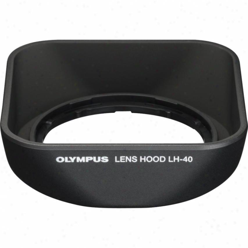 Olympus Lh-40 Lens Hood