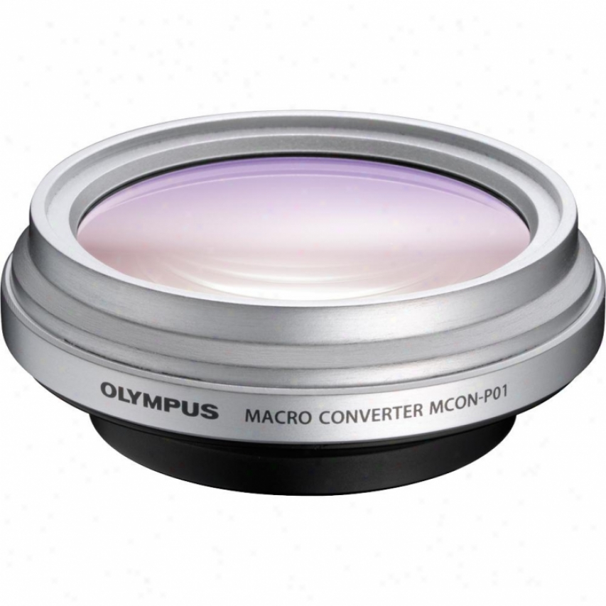 Olympus Mavro Converter Lens For Msc 14-42mm & 40-150mm Lens
