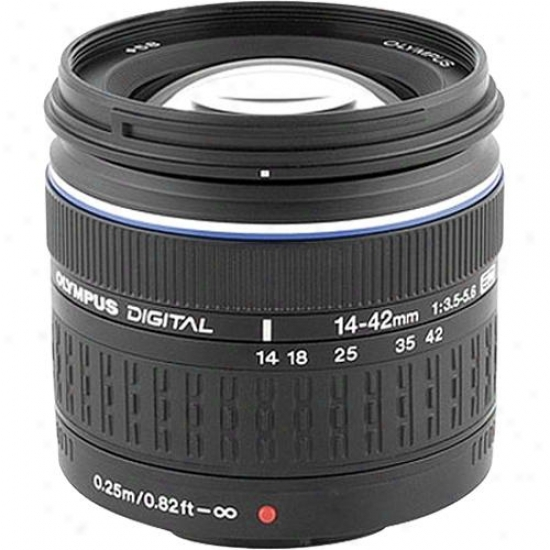Olympus Open Spar 260155 14-42mm F3.5-5.6 Zuiko Digital Lens For Olympus Slr