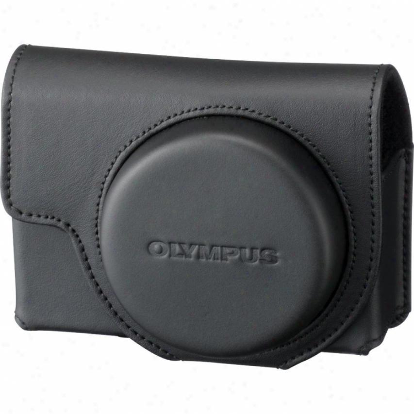 Olympus Premium Leathe Cass Csch-84 - Black
