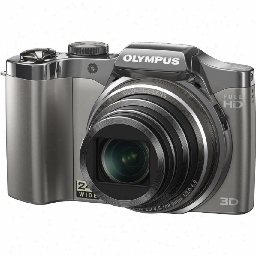 Olympus Sz-30mr 16 Megapixel Digital Camera