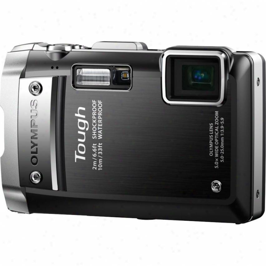Olympus Tg-810 Tough Series 14 Megapixel Digital Camera - Black