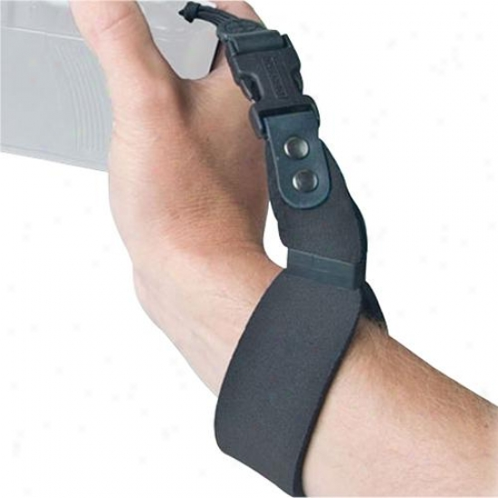 Op/tech Slr Wrist Strap - Black