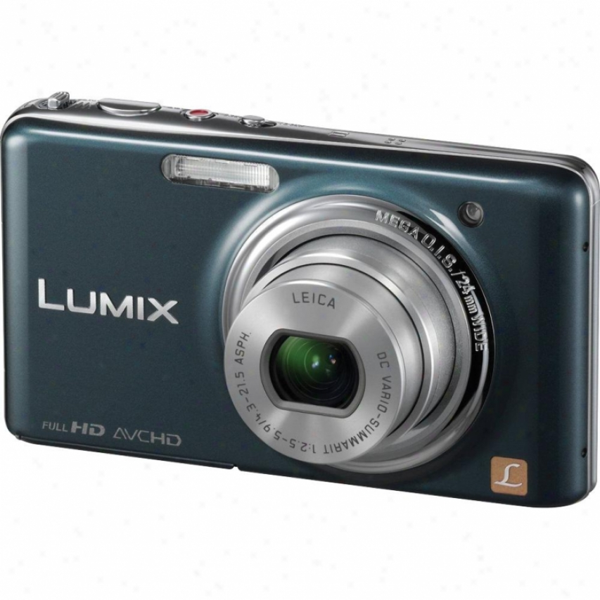 Panasonic 12.1mp Digital Camera Blue