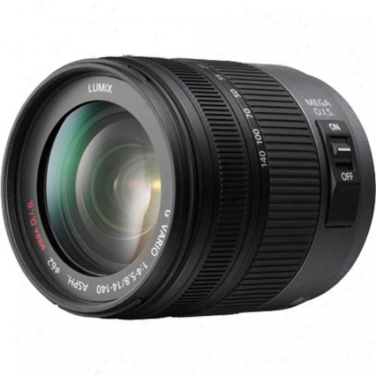 Panasonic 14-140mm F/4.0-5.8 Lumix G Vario Hd Asph. Lens H-vs014140