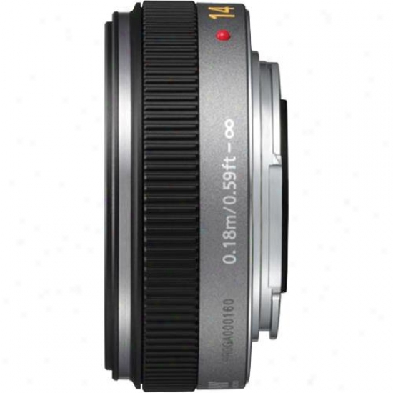 Panasonic 14mm F/2.5 Lumix G / Micot Four Thirds Lens - H-h014