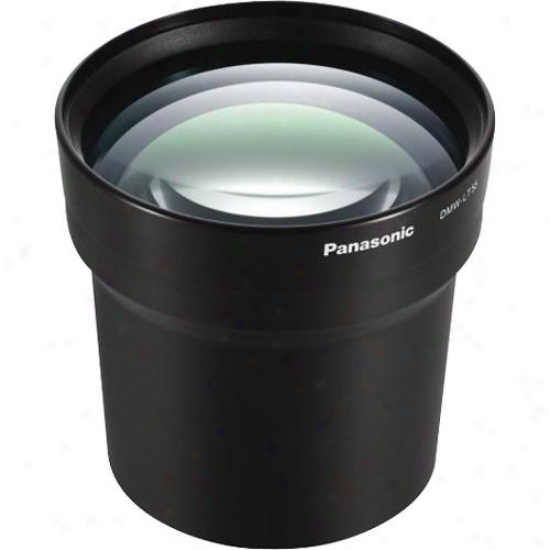 Panasonic 55mm 1.7x Telephoto Conversion Lens - Dmw-lt55