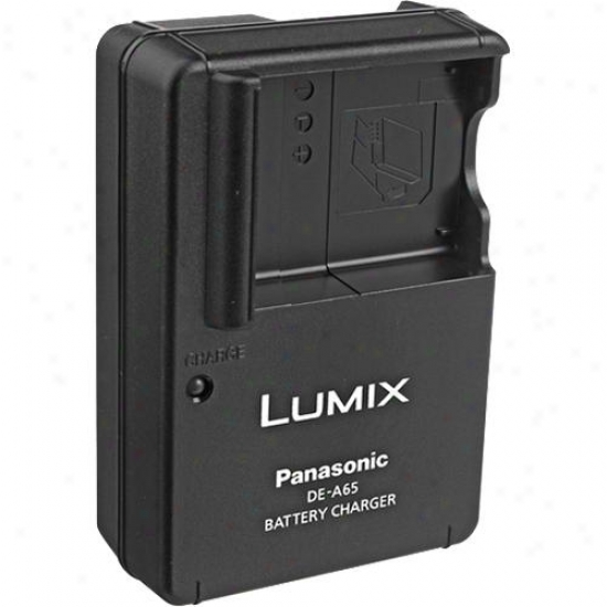 Panasonic De-a65bb Battery Charger For Select Lumix Cameras
