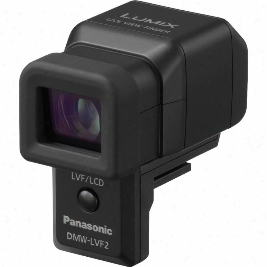 Panasonic Dmw-lvf2 External Electronic Viwwfinder