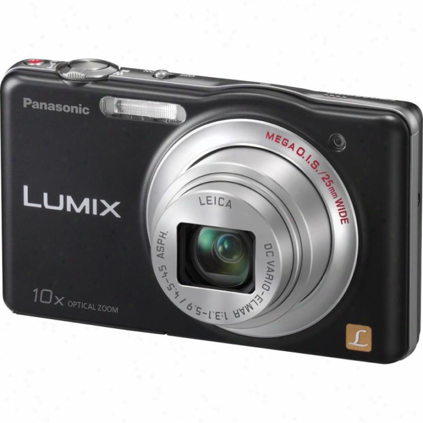 Panasonic Lumix Dmc-sz1 16 Megapixel Digital Camera - Black