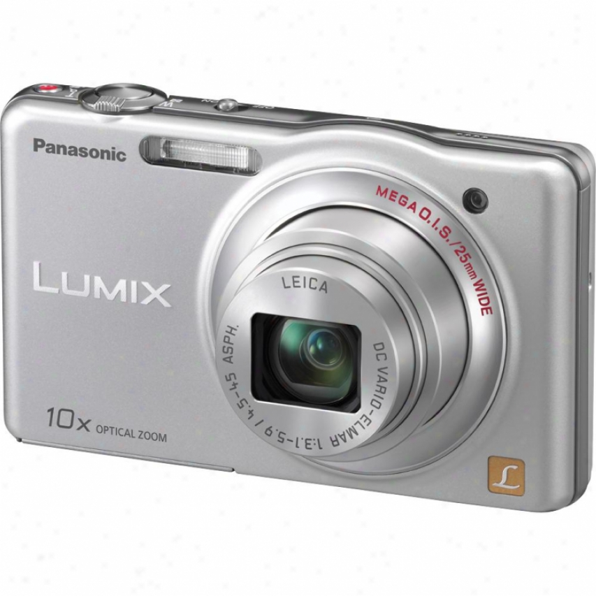 Panasonic Lumix Dmc-sz1 16 Megapixel Digital Camera - Silver