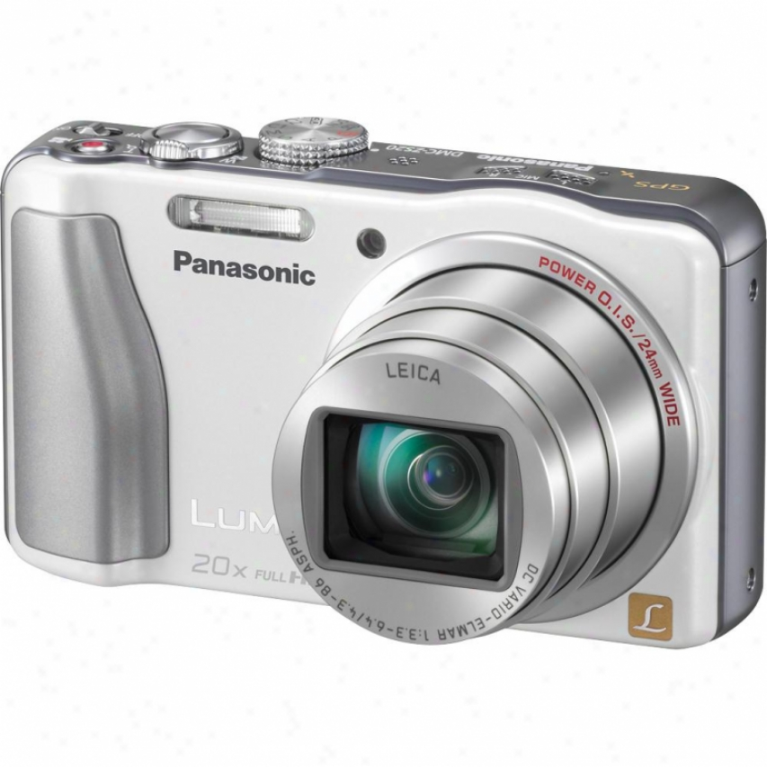 Panasonic Lumix Dmc-zs20 14 Megapixel Digital Camera - Of a ~ color