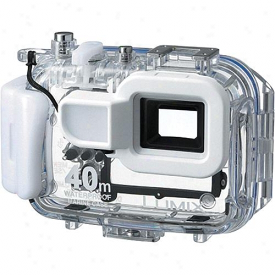 Panasonic Marine Case For Lumix Ts3 Digital Camera - Dmw-mcft1