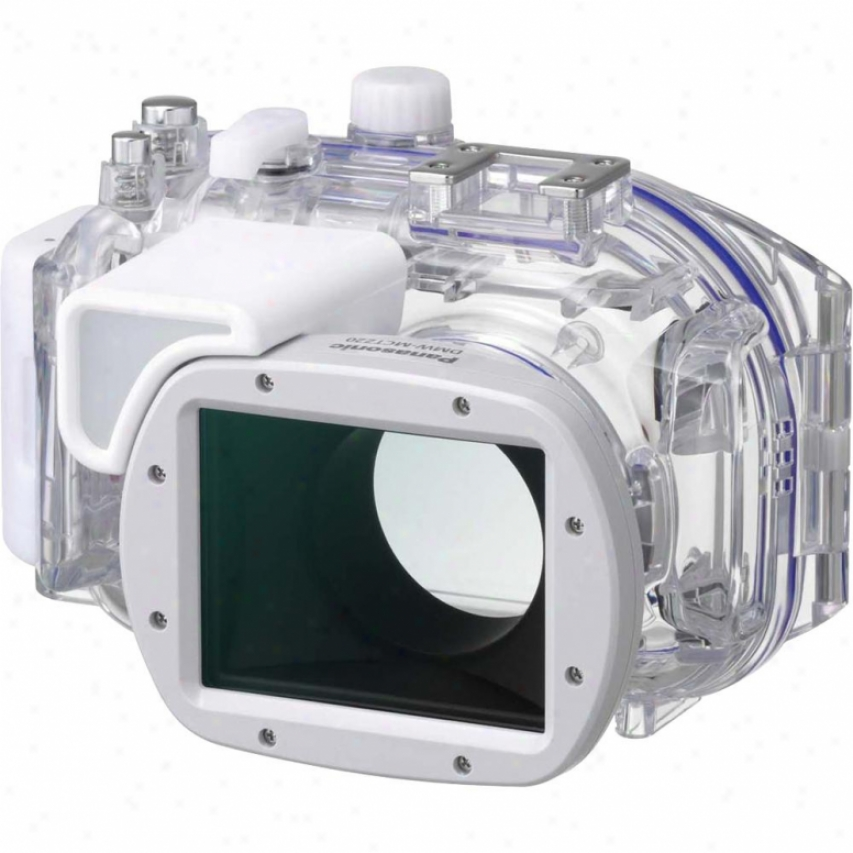 Panasonic Underwater Marine Covering For Lumix Dmc Tz20 Digital Camera Dmwmctz20