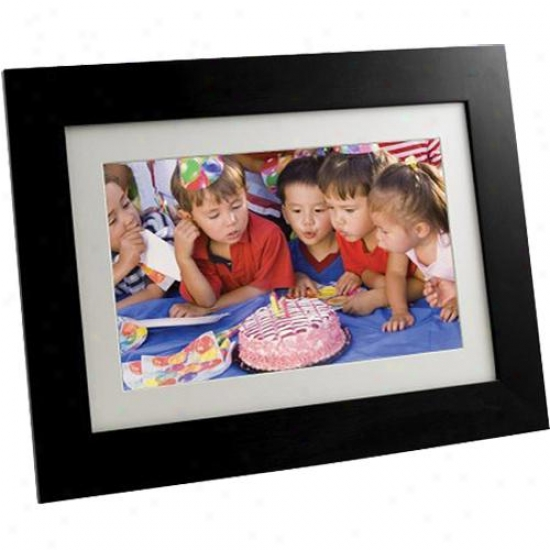"Pandigital Pi7002awb 7.0"" Led Digital Photo Frame"