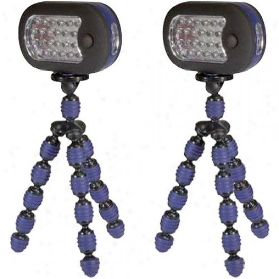 Pc Treasures Grippit! Light 2 Pack -navy