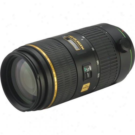 Pentax 60-250mm F/4 Da Star Ed (if) Sdm Lens - Da60-250mm