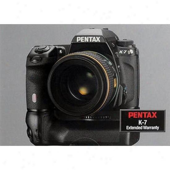 Pentax 80250 K7 2-year Warranty Extejsion