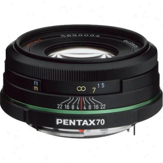 Pentax Smc P Da 70mm F/2.4 Limited