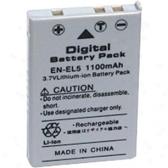 Power 2000 Acd-231 Digital Camera Lithiun Ion (li-ion) Battery