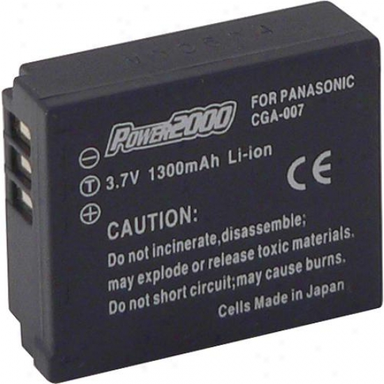 Power 2000 Acd-261 Digital Camera Battery