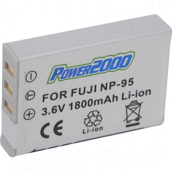Power 2000 Acd-262 Digital Camera Battery