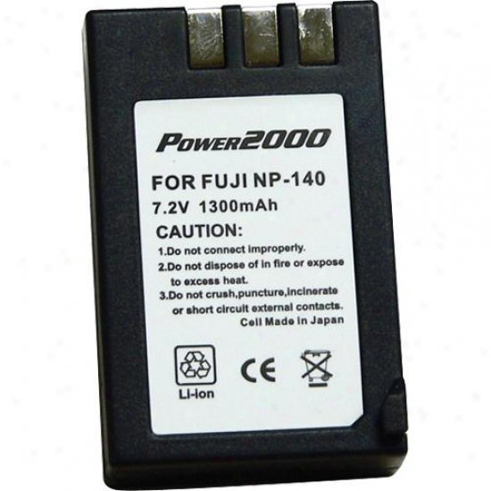Power 2000 Acd-288 Rechargeable Battery