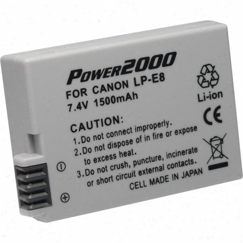 Power 2000 Acd-314 Replacement Rechargeable Battery