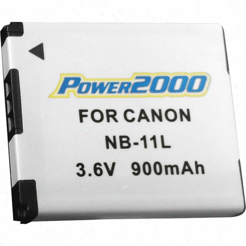 Power 2000 Acd-402 Digital Camera (li-ion) Battery