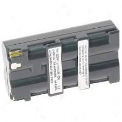 Power 2000 Acd-601l Rechargeable Battery ( Sony Npf550l Equivalen t)