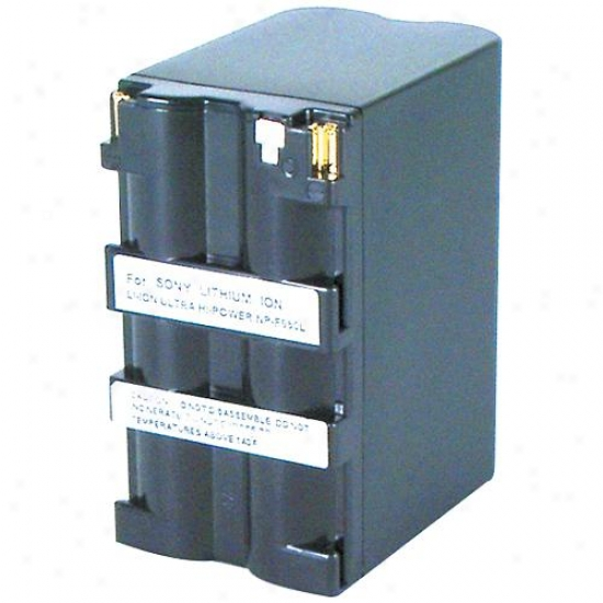 Power 2000 Acd-607l Rechargeable Battery ( Sony Npf960 / 950l Equivalent )