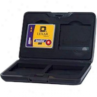Power 2000 Comp-1 Aluminum Compactflash Card Case