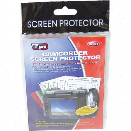 Power 2000 Hl-406 Digital Camera Screen Protector (large)
