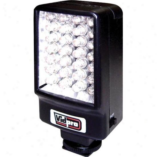 Power 2000 Led-12 Led Video Light