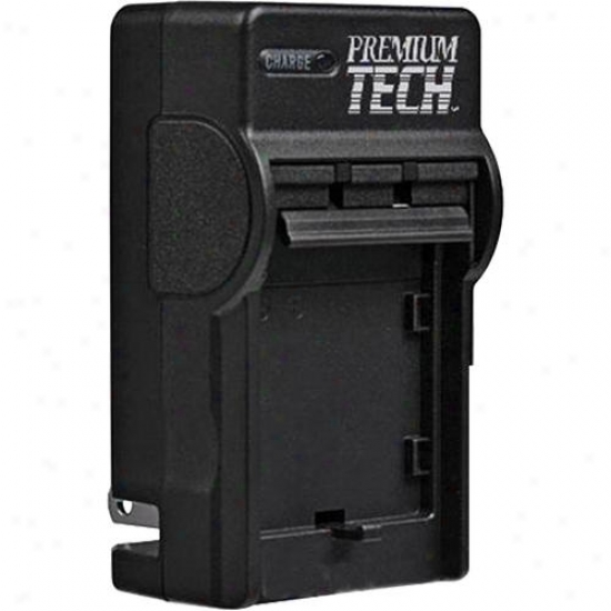 Power 2000 Pt72 Replacement Recharger For Canon Nb-10l Battery Or P2k Acd-347