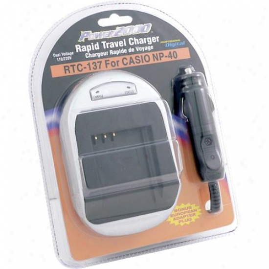 Force 2000 Rtc-137 Battery Charger