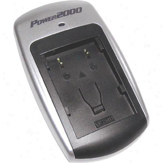 Power 2000 Rtc208 Mini Rapid Charger (for Nikon En-el5)