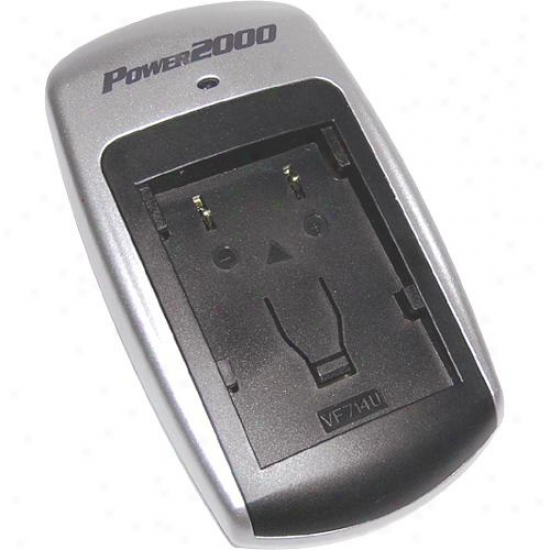 Power 2000 Rtc110 Mini Rapid Charger (for Fuji ∓ Minolta Batteries)