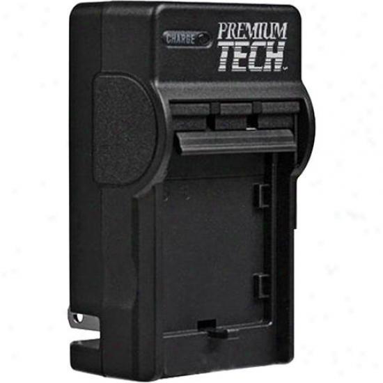 Premium Tech Charger For Olympus Li-70b Battery - Pt-52