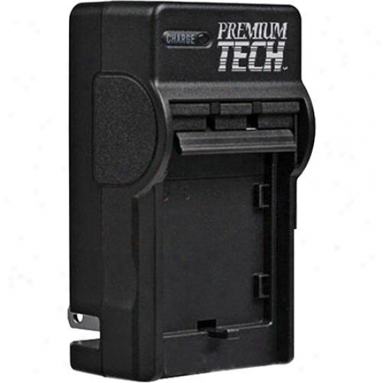 Premium Tech Panasonic Dmw-blc12/acd-336 Battery Charger - Pt-66
