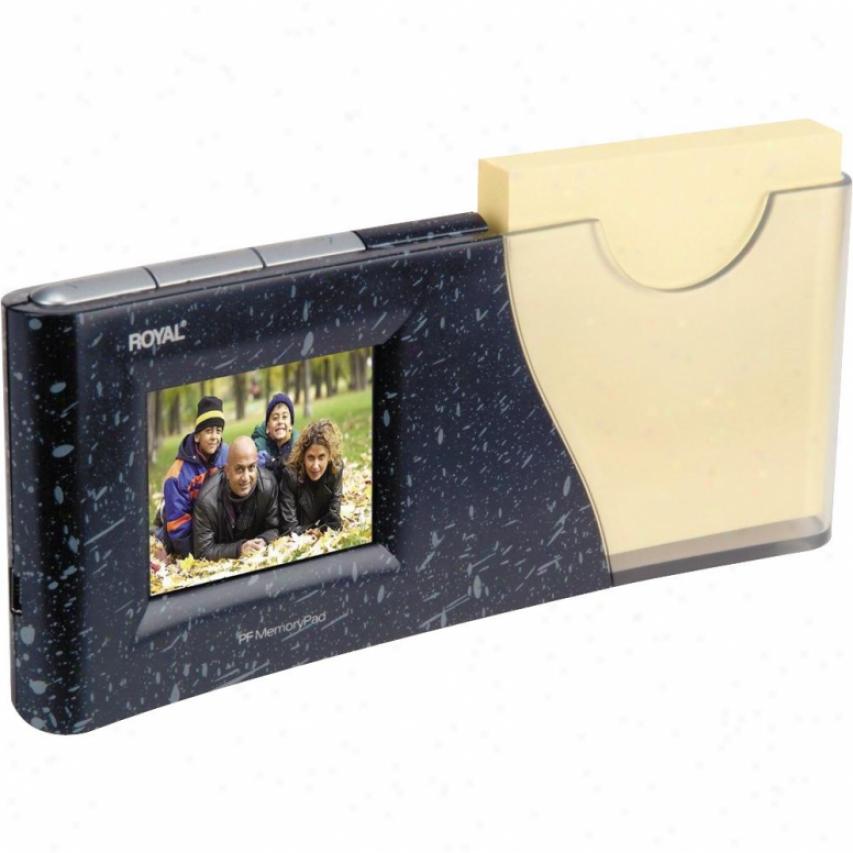 Royal Consumer Pf Memorypad Digital Photo Fra