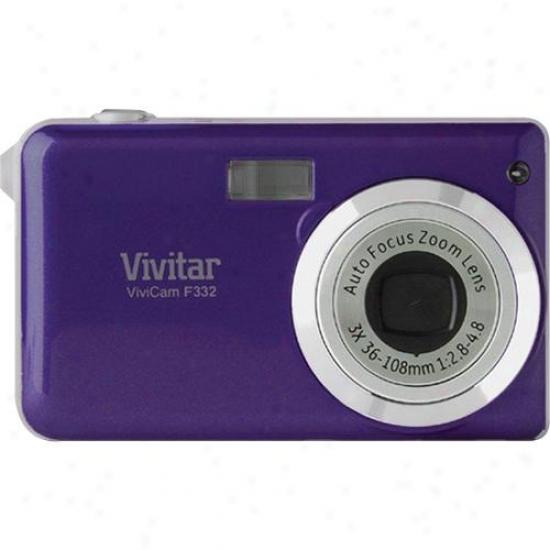 Sakar 14.1mp Camera W/3x Opt & 2.7