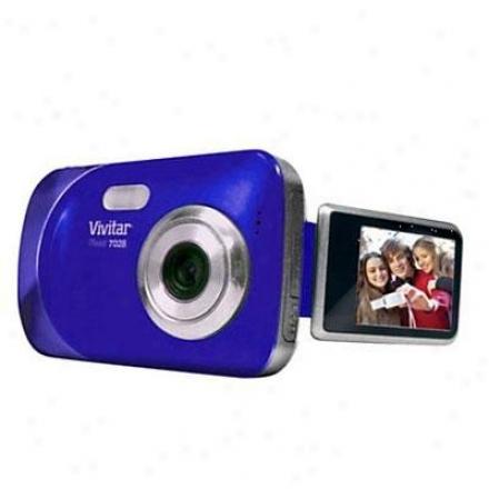 Sakar Vivitar 7.1 Megapixel Digital Camera - Beauberry