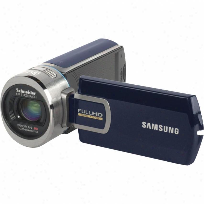 Samsung Hmx-qf20 Hd Flash Camcorder Black