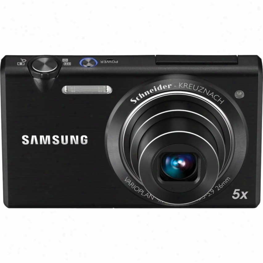 Samsung Multiview Mv800 16 Megapixel Digital Camera - Murky