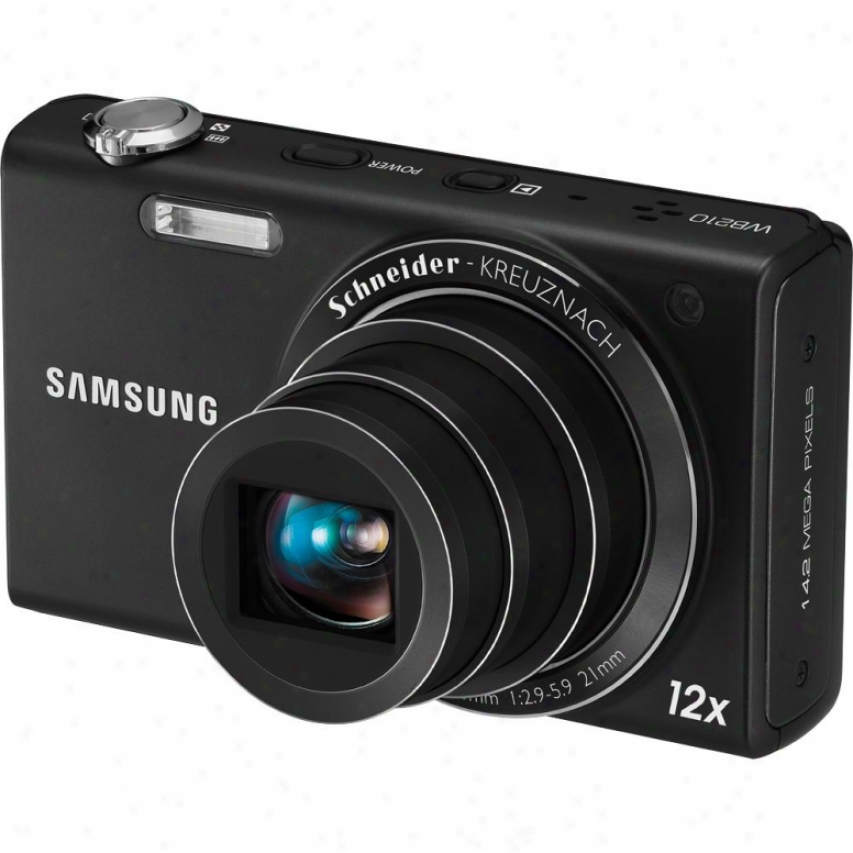 Samsung Wb210 14 Megapixel Digital Camera - Dismal