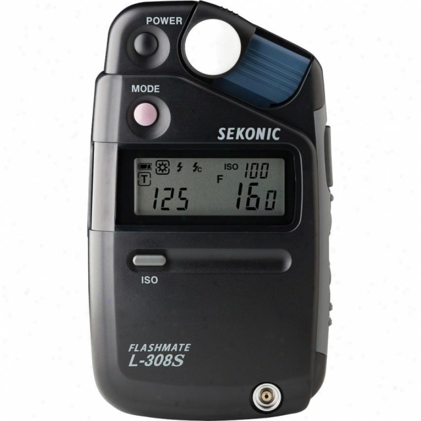 Sekonic L-308s Flashmate Photo Light Meter
