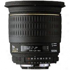 Sigma 20mm F/1.8 Ex Dg Aspherical Rf Wide Angle Lens