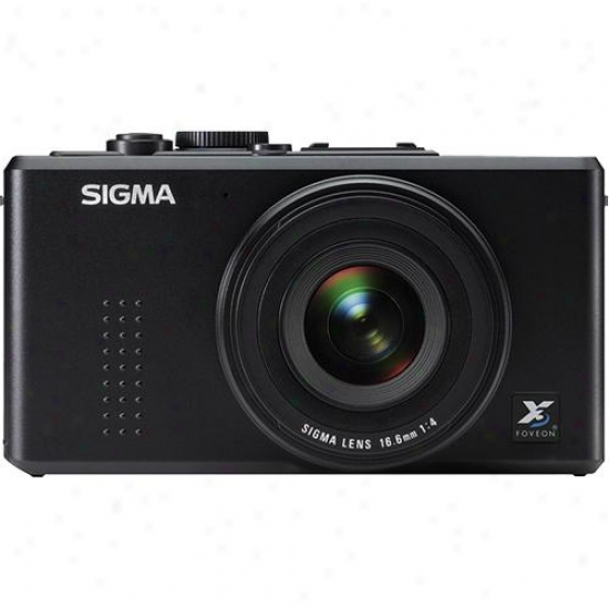 Sigma Dp1x 14 Megapixel Press together Digital Camera