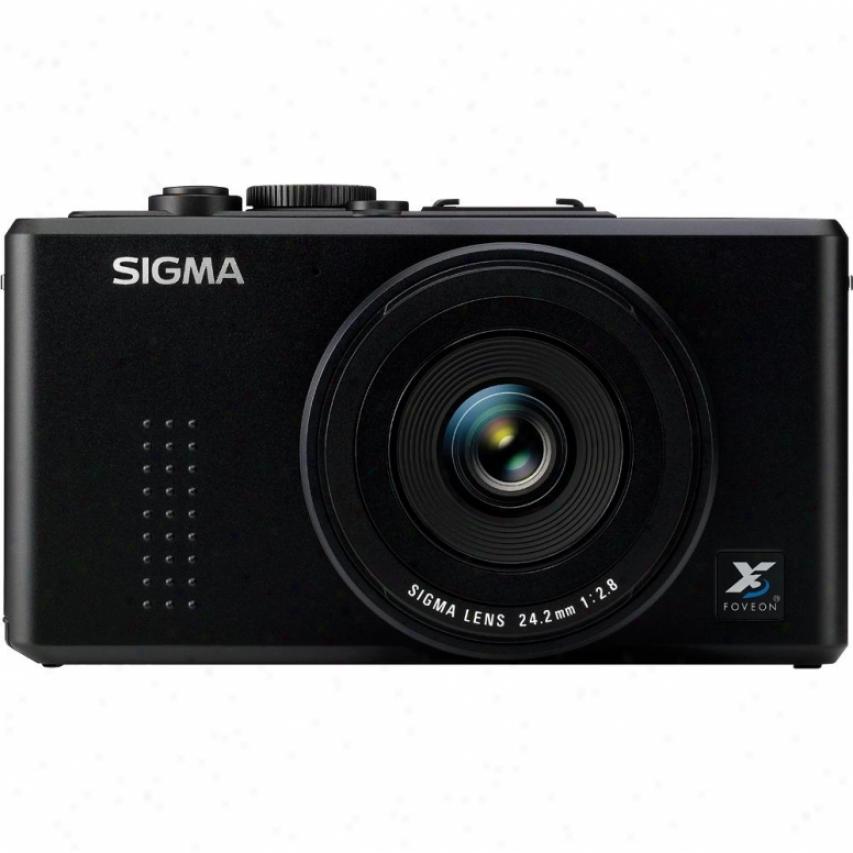 Sigma Dp2x 14 Megapixel Consolidate Digital Camera
